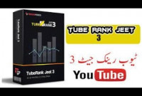 Tuberank Jeet 3 - YouTube ranking and traffic