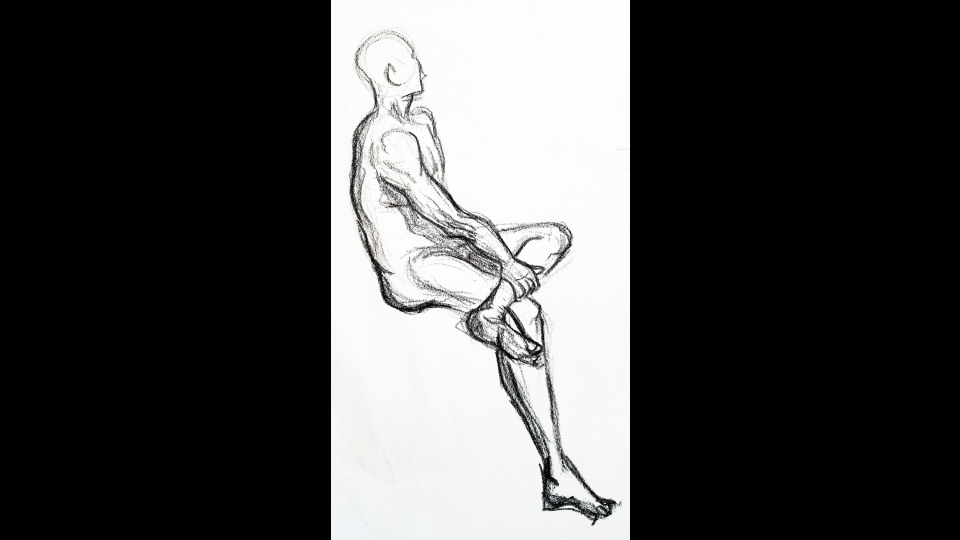 3-Minute Gesture Drawing   Portfolium
