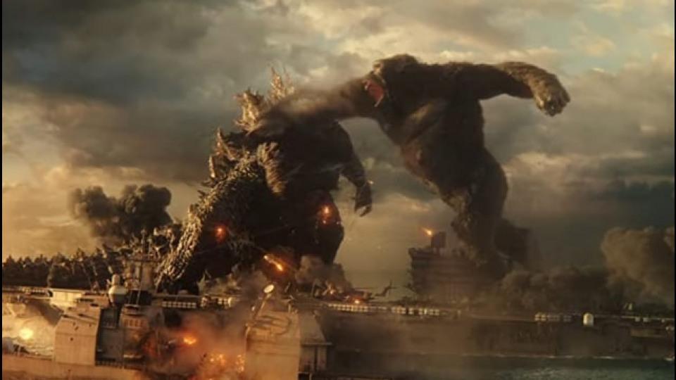 La Película Godzilla Vs Kong 2021 Online Completas Portfolium