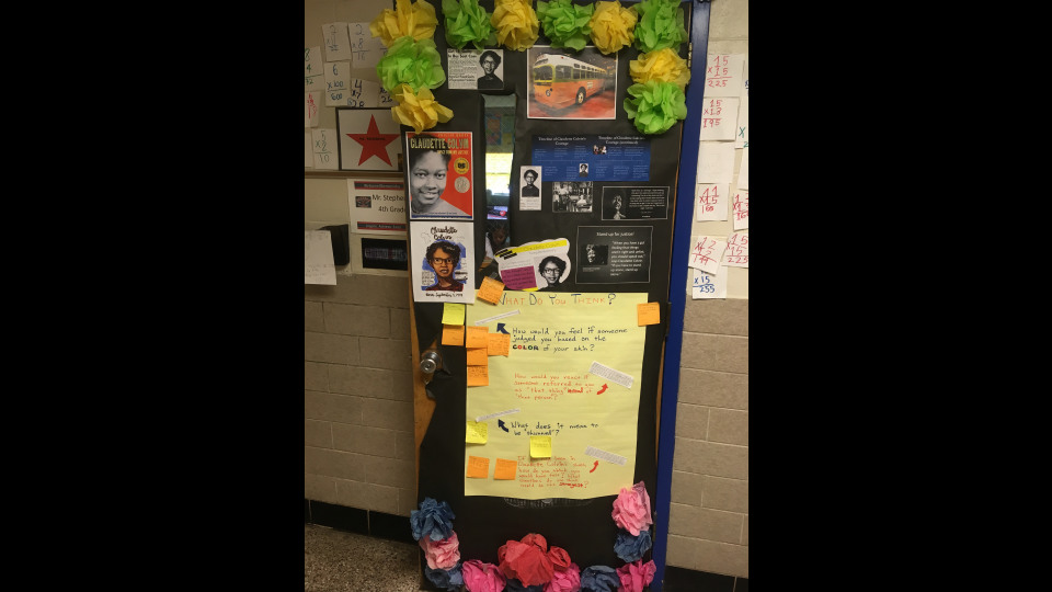 Black History Month Door Decorations Portfolium
