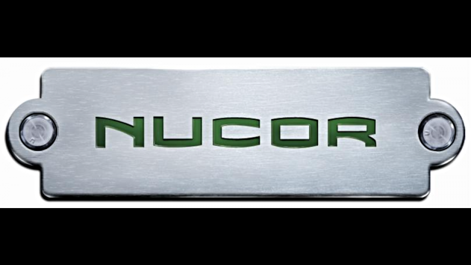 nucor steel management structure