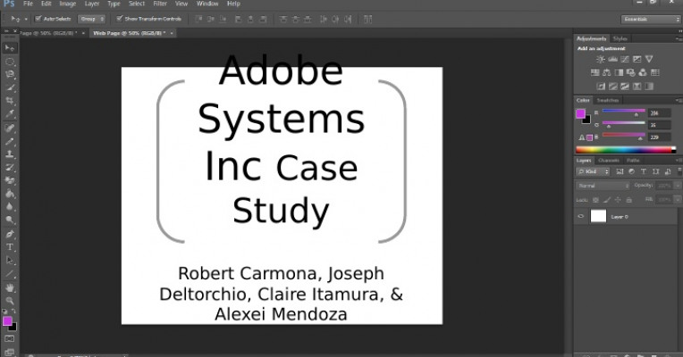 adobe systems incorporated case study The official blog of adobe experience manager mobile.