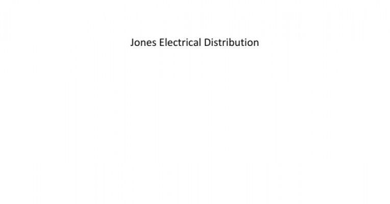 jones electrical distribution