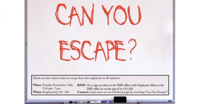 Escape Room Jobs